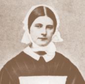 Historisches Foto: Schwester Emmy