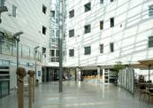 Atrium der Henriettenstiftung